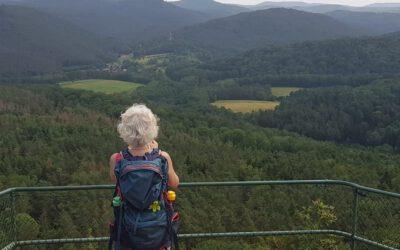 """Wanderung auf dem """"Holzschuhpfad"""" im Pfälzerwald"""